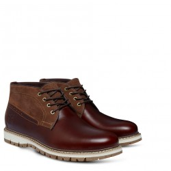 TIMBERLAND - Bottines Britton Hill marrons