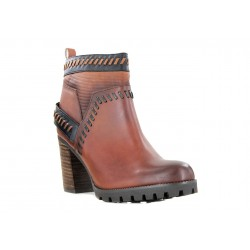 MAM'ZELLE - Bottines Ludic marrons