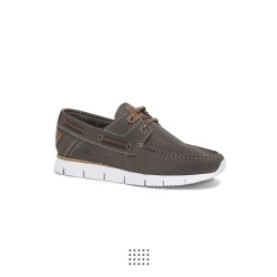 TBS - Mocassins Becket taupes