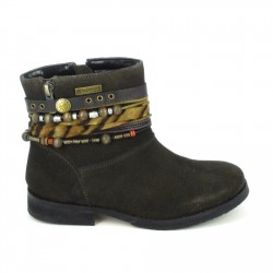 Bottes Lettre taupes