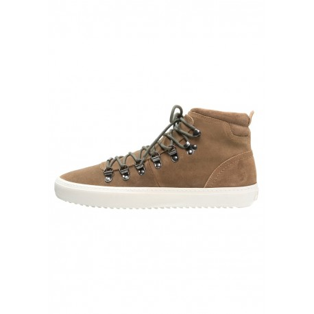 PEPE JEANS - Baskets Whistle taupe