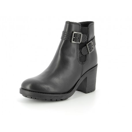 ALFA - Bottines 6552 noires