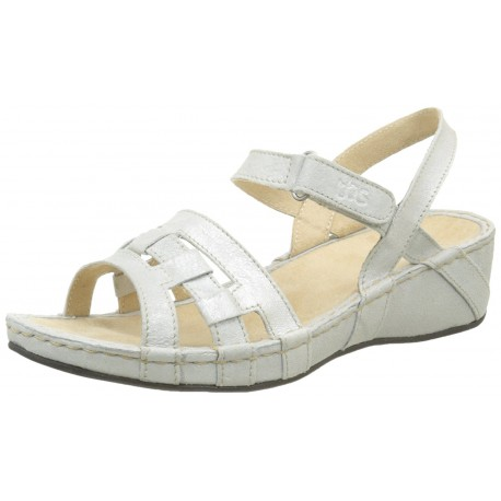 TBS - Sandales Vlada blanches