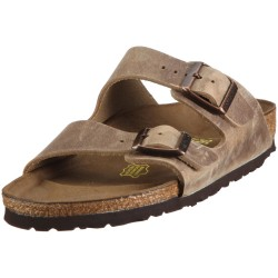 BIRKENSTOCK - Sandales Arizona beiges