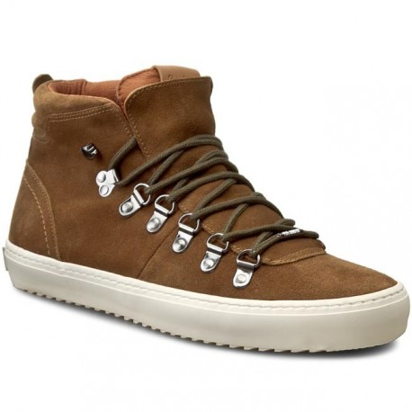 PEPE JEANS - Baskets Whistle taupes