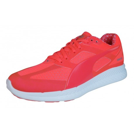 PUMA - Baskets Ignite rose