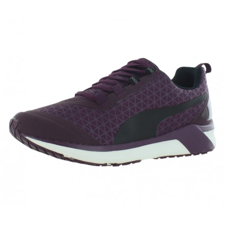 PUMA - Baskets Ignite XT Graphic violettes