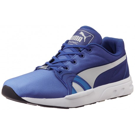 PUMA - Baskets Ignite XT S bleues