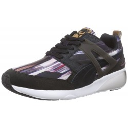 PUMA - Baskets Aril Fast Graphic noires
