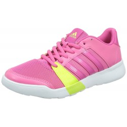 ADIDAS - Baskets Essential Fun roses