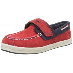 TIMBERLAND - Mocassins Dover Bay rouges