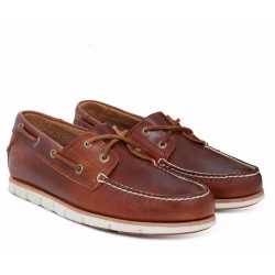 TIMBERLAND - Mocassins Tidelands marrons