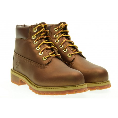 TIMBERLAND - Bottines 6-inch marrons