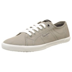 PEPE JEANS - Baskets Aberman grises