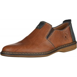 RIEKER - Mocassins 14867 marrons