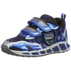 GEOX - Baskets J Shuttle bleues