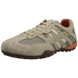 GEOX - Baskets Uomo Snake beiges