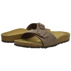BIRKENSTOCK - Mules Madrid marrons