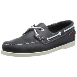 SEBAGO - Docksides Leather bleues