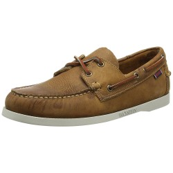 SEBAGO - Docksides Leather marrons