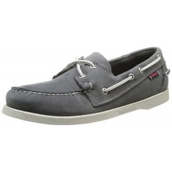 SEBAGO - Docksides White Washed grises