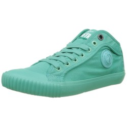PEPE JEANS - Baskets Industry turquoises