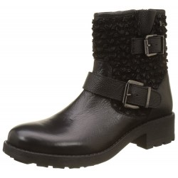 Bottines Amazone noires