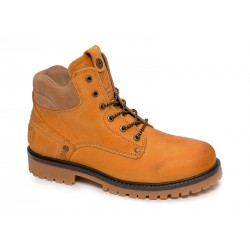 WRANGLER - Bottines Yuma miel