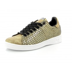 PEPE JEANS - Baskets Brompton Snake or