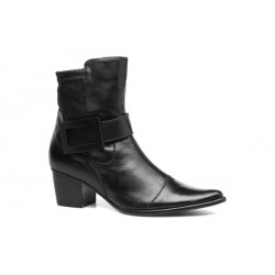 MADISON - Bottines Aydiva noires