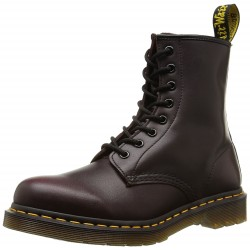 Bottines 1460 bordeaux