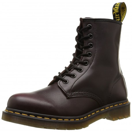 DR MARTENS - Bottines 1460 bordeaux