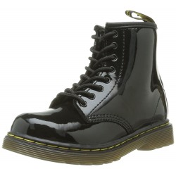 Bottines Brooklee noires vernis