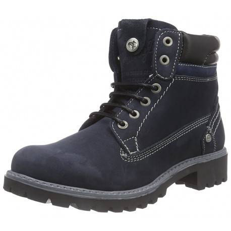 WRANGLER - Bottines Creek bleues