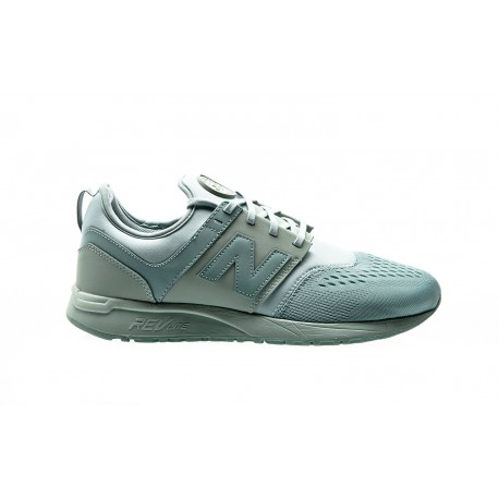 NEW BALANCE - Baskets 247 Sport beiges