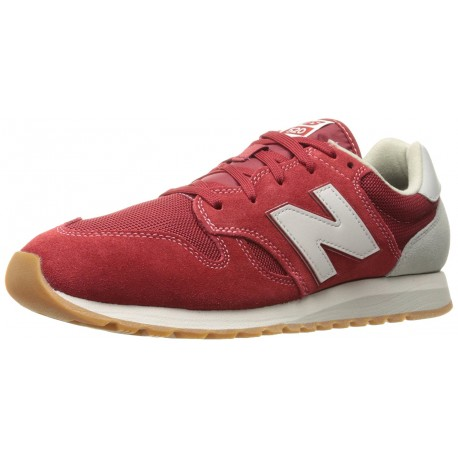 NEW BALANCE - Baskets U520 rouges