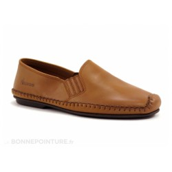 FLUCHOS - Mocassins 106 marrons