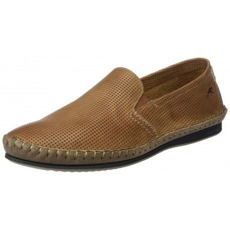 FLUCHOS - Mocassins 8674 marrons
