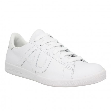ARMANI JEANS - Baskets Yo blanches