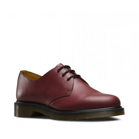 DR MARTENS - Derbies 1461 PW bordeaux