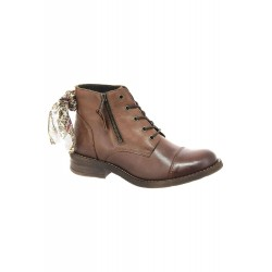 GOODSTEP - Bottines 8505 marrons