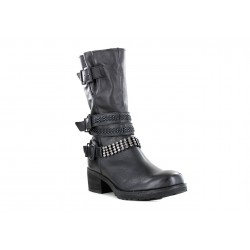 MAM'ZELLE - Bottines Doris noires