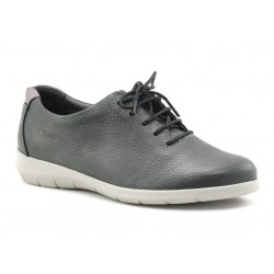 SUAVE - Baskets Oxford 6603 grises