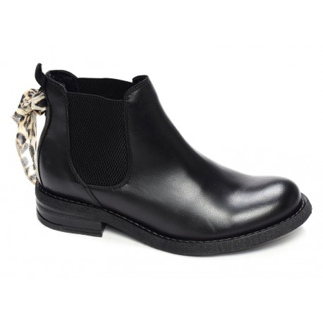 GOODSTEP - Bottines 9500 noires