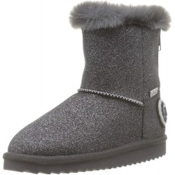 PEPE JEANS - Boots Angel glitter grises