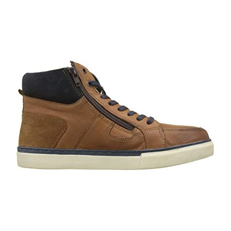 REDSKINS - Baskets Cizain cognac