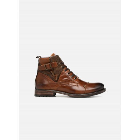 REDSKINS - Bottines Yero Marron