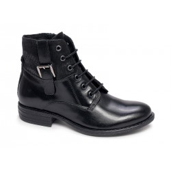 MADISON - Bottines Abba noires