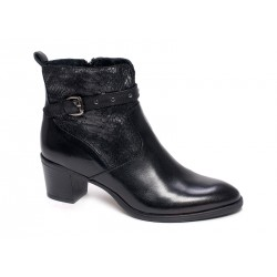 MADISON - Bottines Vibero noires