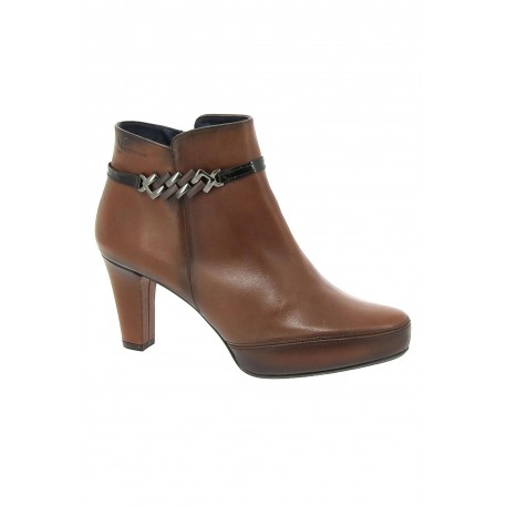 DORKING - Bottines Blesa marrons